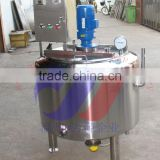 60L batch pasteurizer for milk batch pasteurization tank