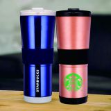 Starbucks Cup double wall stainless steel mugs without vacuum,beer coffee mug Online shopping