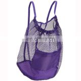 Classic Small Pocket Polyester Promotional Mesh Shoulder Bag