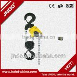 TOYO 1.5 ton manual lever block hoist