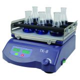 Lab Orbital Shaker Digital Reciprocating Shaker, 50 - 350 rpm, 2.5Kg Load Rating, 20mm 5 to 40 degree C Horizontal 360°