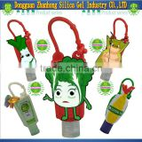 Lovely portable promotional gift wholesale body wash
