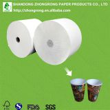 raw materials for the manufacture of paper cups