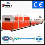 Trinity Good Quality PVC Plastic Profile Calibration Table/ Puller/ Cutting Machine/ The Best Downstream Equipment Made in China