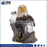 Resin Eagle Statue For Kids Birthday Party Return Gifts