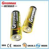 China manufacture low price price aa lr6 am3 alkaline battery