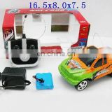 RC Toys 4HC 1:24 Simulated Taxi Head RC Car