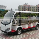 Beautiful best selling cheap golf cart mini bus electric sightseeing car