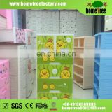 Child 4 Layers Bedroom Cabinets Storage/Dressing Cabinets Design With Lock