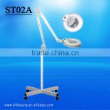 wholesale 5X two bulk light round skin analyzer Magnify lamp for inspection
