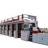 SKM Automatic flexo printing press graphic  machine