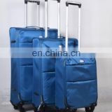 New Stock good quality trolley super light boarding nylon travel luggage sets stock