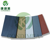 Homogenous fiber cement board for Exterior decoration