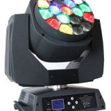 19*15W LED Moving Head Zoom Light