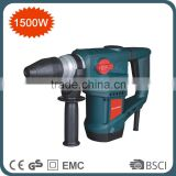 32MM 1500W Rotary hammer Single speed