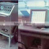 Electronic concentrated controlling pneumatic brake testing system (separate testers)