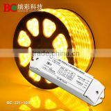 push dim 0/1-10v LED dimming driver 12-24V 0-10V led driver