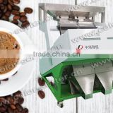 ZRWS Coffee Bean Color Camera Color Sorter with Super High Definition CCD Sensor