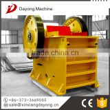 Hot skillful manufacture high quality jaw crusher plant