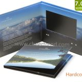 Greeting Card Card Type and Business Gift Use lcd video player brochure