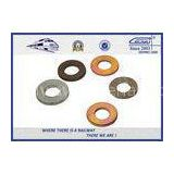 Spring Steel Washers / Double Coil Spring Washers For Rail Sleeper screw