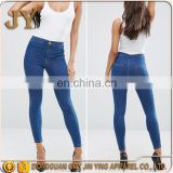 Jeans Wholesale Price High Waist Denim Jeans Skinny Fit Pants Women Pants for Wholesales