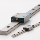 Linear motion rolling guides made in Japan