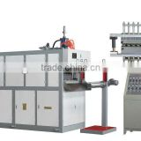 High Speed Automatic Disposible plastic tea cup making/thermoforming/injection machine price in china