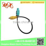 can install car radio antenna connector own line car manufacturing assembly line