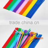plastic straw with different colors Disposable drinking straws                                                                         Quality Choice