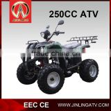 bull ATV certification with EEC
