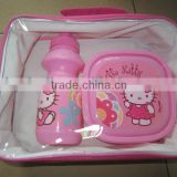 2016 lunch box with warmer bag with high quality