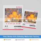 high quality artist canvas pad supplier