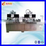 CH-320 low price UV drying label screen printing machine for bottles