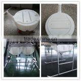 LLDPE material plastic tank