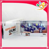 Led 2013 B/O plastic space toys gun with music and light