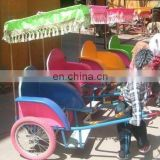 2015 New games robot rickshaw battery rickshaw