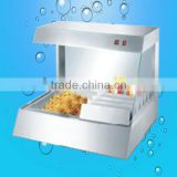 fried chicken food display warmers French Fries Display Warmer(ZQW-835)