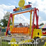 ALI BROTHERS trailer mount happy swing rides for sale amusement park rides for sale