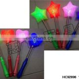 Most popular battery operated heart and star led Christmas light stick HC92896