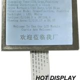 3.8 inch 320240 graphics dot matrix lcd module