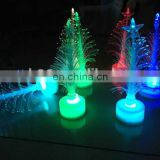 Top Selling Holiday Gift led light mini Christmas tree Wholesale