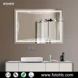 New Design Decorative Fancy Wall Mirror With Light for Luxury Hotel