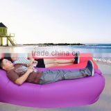 fast Inflatable Waterproof Air Bag/Lazy Bag for outdoor beach and park