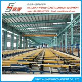 Aluminium Extrusion Profile Handling Table And Cooling Area
