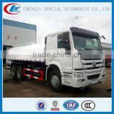 Sinotruck Styre Mining 6x4 Water Tank Truck 25tons sprinkling truck with powerful engine 340hp LHD RHD Water bowser 25000L