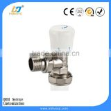 Hydraulic control thermostatic radiator valve