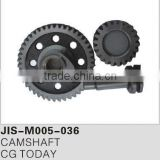 Motorcycle parts & accessories camshaft for CG TODAY