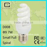 competitive price high quality durable spiral energy saving bulbs