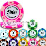 Special design poker chip